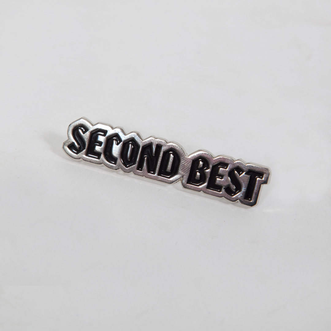 SECOND-BEST_ENAMEL-BADGE_01