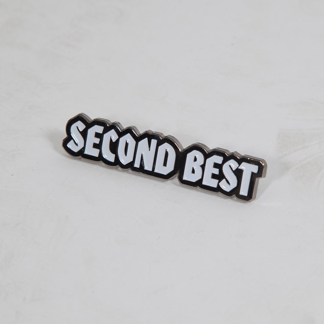 SECOND-BEST_ENAMEL-BADGE_02